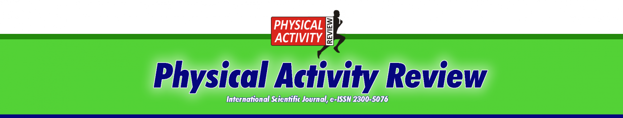 Physical Activity Review